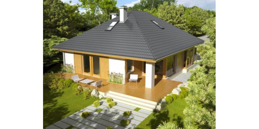 Вальмовая крыша — преимущества конструкции и тонкости монтажа